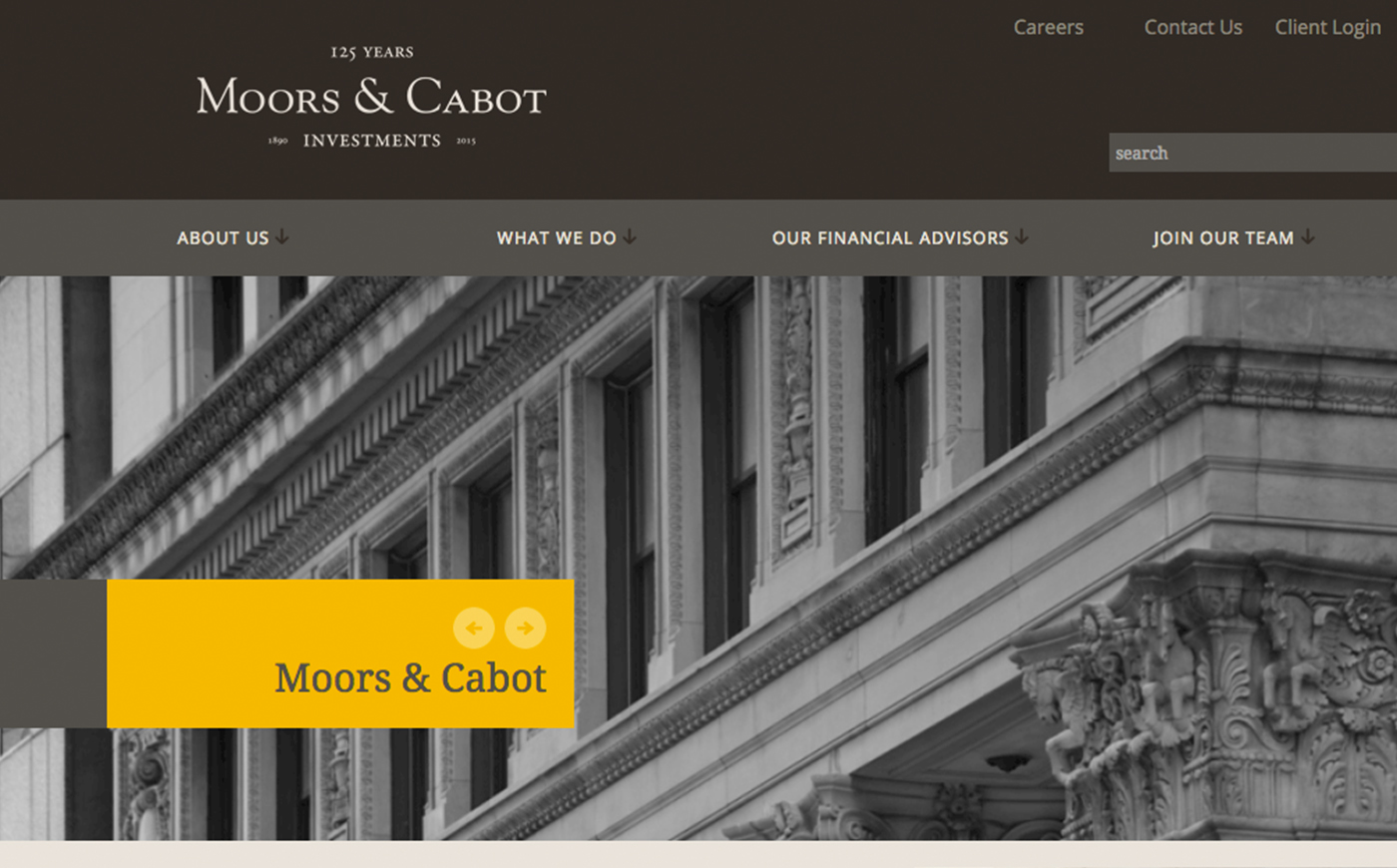 Moors & Cabot